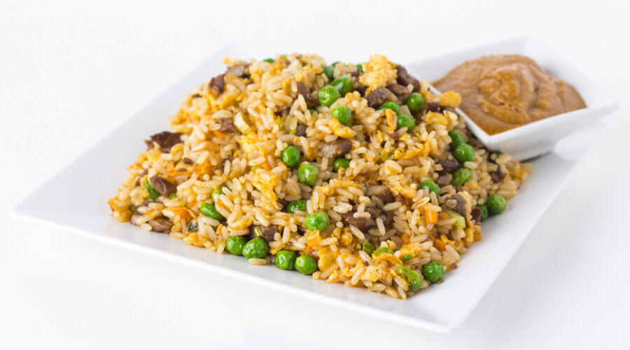Indonesian Spicy Rice